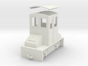55n9 electric loco 4 in White Natural Versatile Plastic