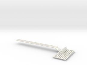 Perfect Adjusment II in White Natural Versatile Plastic