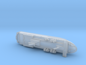 MV Isle of Mull (1:1200) in Smooth Fine Detail Plastic