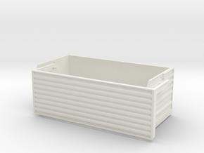 Conow HW 180 (1:87 scale) in White Natural Versatile Plastic