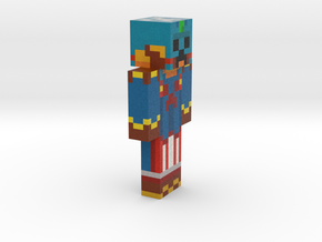 6cm   ZiBossCody in Full Color Sandstone