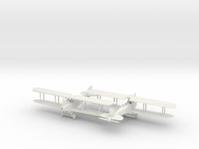 1/144 LVG CV x2 in White Natural Versatile Plastic