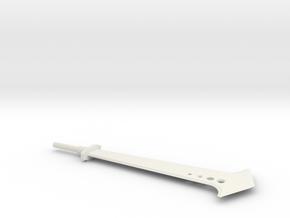mini giant sword in White Strong & Flexible