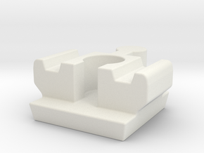 DUPLO2WODDENRAILWAY in White Natural Versatile Plastic