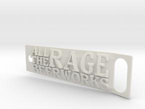 ATRBW2 in White Natural Versatile Plastic