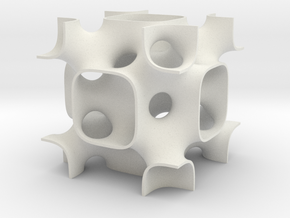 FRD surface in White Strong & Flexible