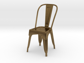 1:24 Pauchard Chair in Natural Bronze