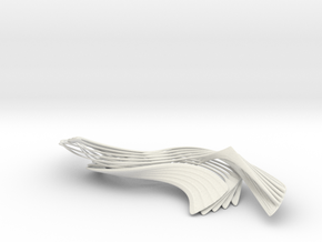CMartinez Model 20 in White Natural Versatile Plastic