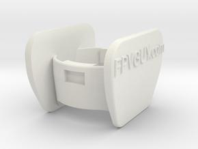 Mobius Action Cam - LENS SAVER in White Natural Versatile Plastic