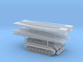 Brückenlegepanzer Biber Spur Z 1:220 in Smooth Fine Detail Plastic