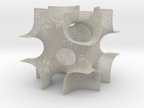 IWP cube in Sandstone