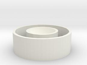 halopertweeapril in White Natural Versatile Plastic