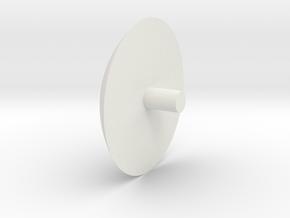Cerchio22SBscalato in White Strong & Flexible