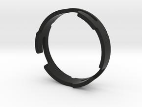 Fenix_20.6_Ring in Black Strong & Flexible