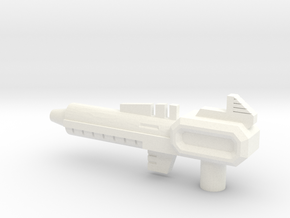 Sunlink - Groovy Gun in White Strong & Flexible Polished