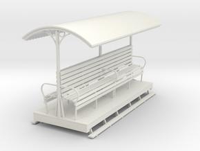 Gn15 Open coach 2 in White Natural Versatile Plastic
