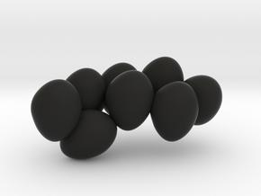 HYLONOMUS 7cm 2/2 (only eggs) in Black Strong & Flexible