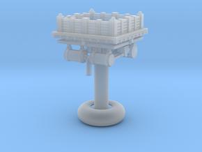Tesla Defense Tower - VSF in Smooth Fine Detail Plastic