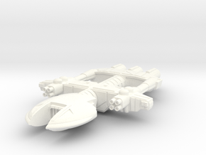 Kolanis Cruiser in White Strong & Flexible Polished