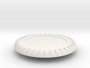 power/mode dial in White Natural Versatile Plastic