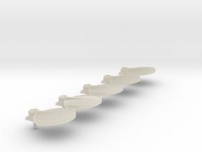 ELW-Sat-eingeklappt 5x  in White Acrylic