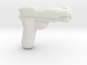 m1911d in White Natural Versatile Plastic
