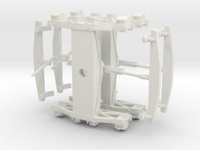 Swing Motion Truck S Scale - 1.27