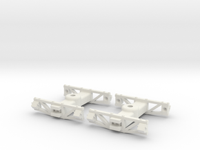 5.5n3 archbar trucks  in White Natural Versatile Plastic