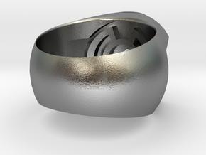 zenix sinestro larger in Raw Silver