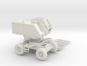Bagger T 174 Spur 0 (1:45) in White Natural Versatile Plastic