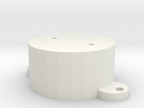 dwur switch cover v2 in White Natural Versatile Plastic