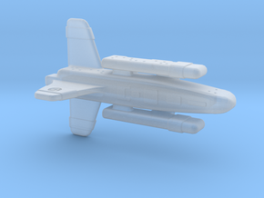 Cidikar Fleet Action in Smooth Fine Detail Plastic