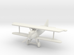 Rumpler D.I 1:144th Scale in White Natural Versatile Plastic