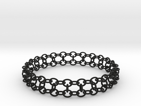 3in Yojimbo Bracelet in Black Strong & Flexible