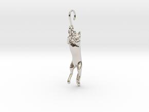 Cat Earing1 in Platinum