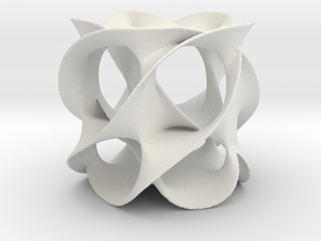 Calabi-Yau in White Natural Versatile Plastic