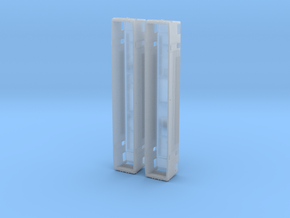 2 x BR155 1/220 in Smooth Fine Detail Plastic