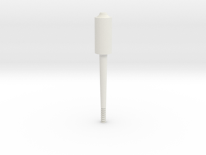 Sunlink - Melee Club in White Natural Versatile Plastic