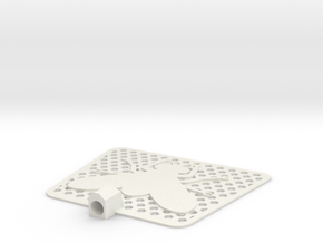 Fly Swatter in White Strong & Flexible