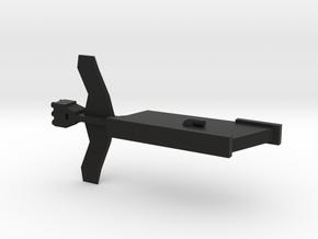 Hvy. Cargo Carrier in Black Strong & Flexible