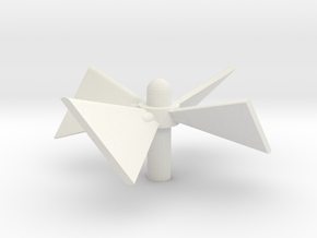 Propellor in White Strong & Flexible