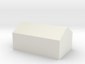 Haus in White Natural Versatile Plastic