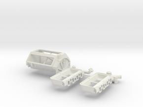 392 Hemi Cast Parts Kit in White Strong & Flexible