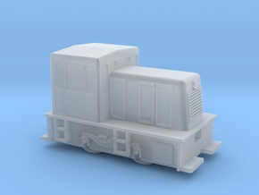 GE25T Locomotive - Z scale in Smooth Fine Detail Plastic