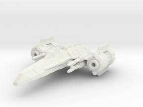 EU Corvan T-4 in White Strong & Flexible