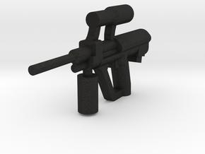 AUG Marksman Rifle in Black Acrylic
