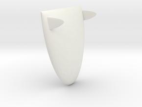 lifting body in White Natural Versatile Plastic