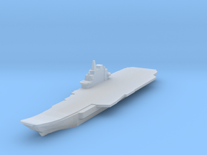 PLAN Carrier Liaoning (Ex-Varyag) 1:6000 x1 in Smooth Fine Detail Plastic