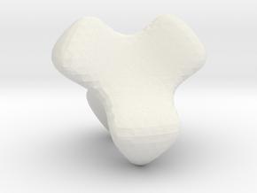 design test 9 in White Natural Versatile Plastic
