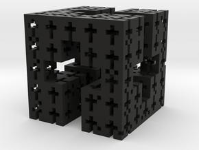 C-Cross Menger in Black Strong & Flexible